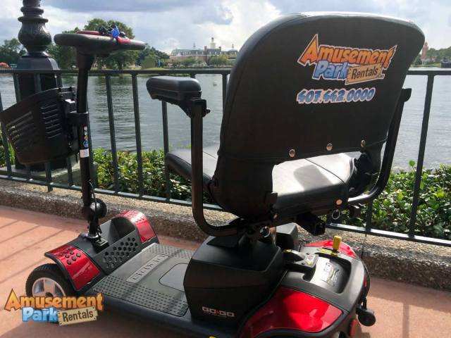 How to Rent an Electric Scooter for the Theme Parks
