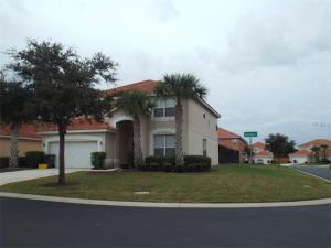 Orlando vacation rental home Cordova