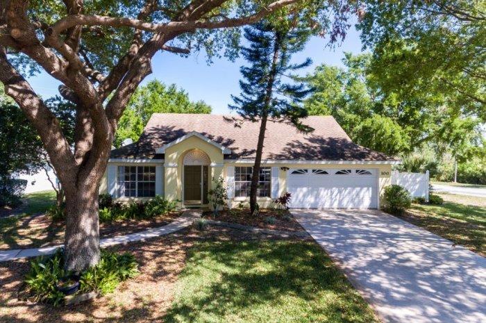 Orlando vacation rental home SHV100SW - exterior
