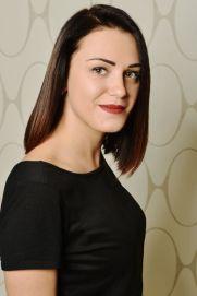 Govorunova Daria, hairstylist