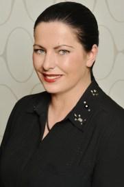 Irena Kortusova, manicurist