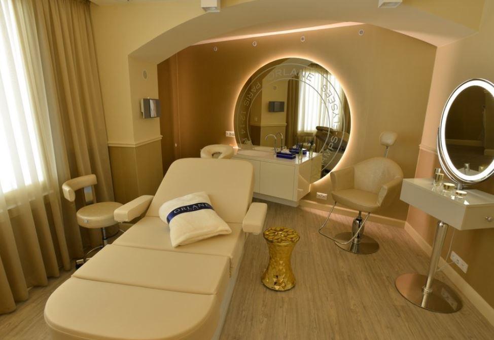 Kosmetické ošetření v Institut Orlane Praha