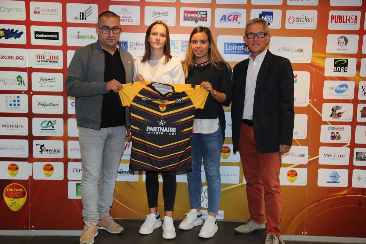 Fleurestine Jaffrelot et Santana Sahraoui rejoignent l'équipe ...