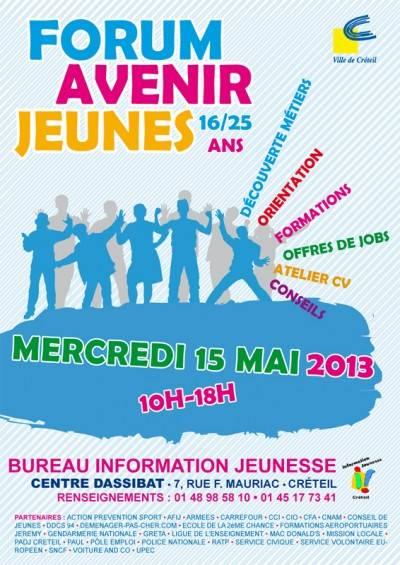 forum avenir jeunes  u2013 orly paris