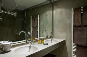 Hotel Ormelune Val d'Isère - Chambre XL - Salle de Bain