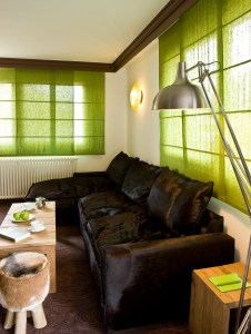 Hotel Ormelune - Chambre XL - Salon
