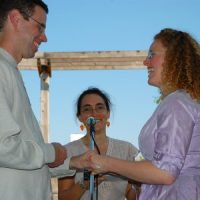 Weddings | Alternative weddings | weddings your way | Orna Izakson wedding officiant | wedding officiant