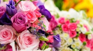 Ramos de flores, flores para regalar, significados de las flores