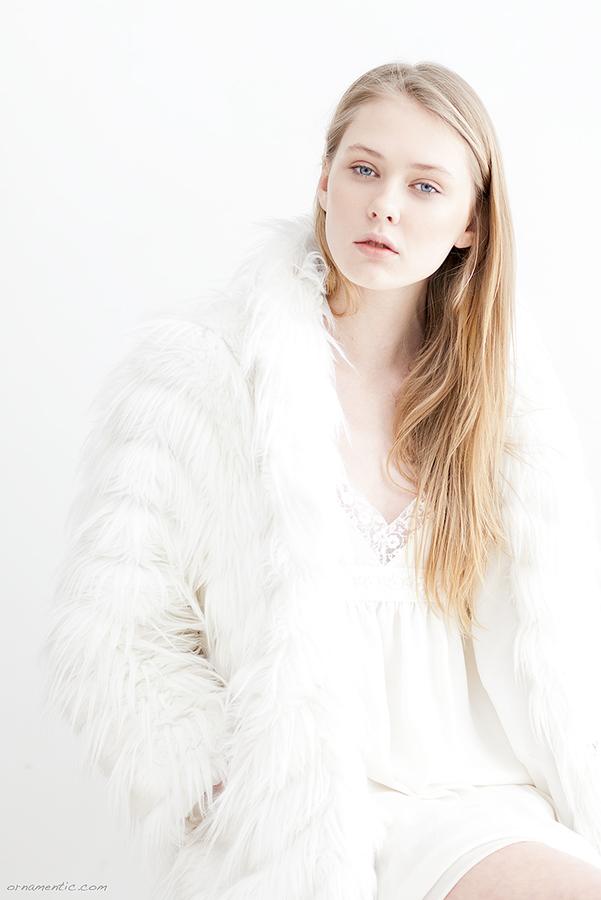 Ugne C by Martynas Nikolajevas Agency: Baltic Model Management