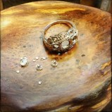 silvio - recycled ring