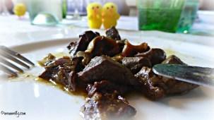 Coratella - lamb pluck