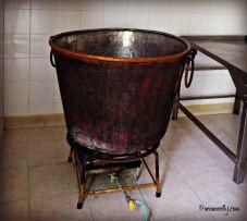 For making ricotta