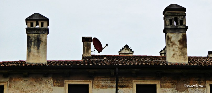 Chimneys of Verona