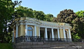 Anichkov Garden Pavilion