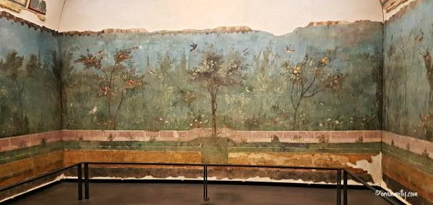 Painted Garden of Villa Livia
