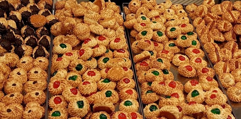Cakes at Ciccio