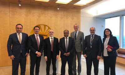 Libye : Le CNO rencontre Schlumberger | Or Noir Africa