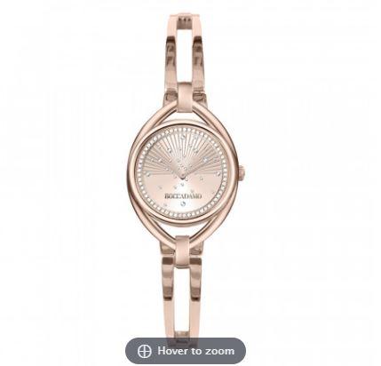 Orologio Boccadamo Donna Solo Tempo Cristalli Swarovski Collezione B Luxury Bl005 Oro Boutique La Tua Gioielleria Online