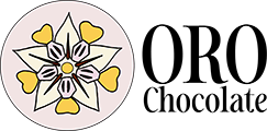 Oro Chocolate | Bean to Bar Direct Trade Fine Chocolates | Wild Heirloom Cacao | Reforestation | Community Empowerment | Cacao Flower Shape