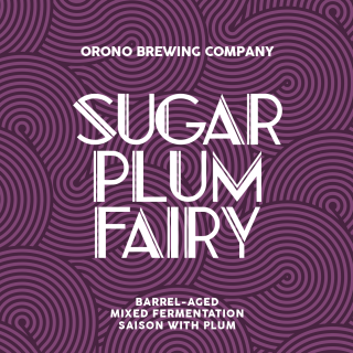 SUGAR PLUM FAIRY BARREL-AGED SAISON