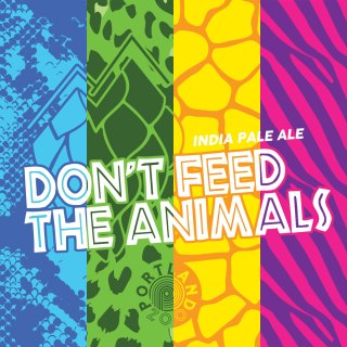 DON'T FEED THE ANIMALS IPA