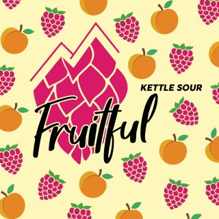 FRUITFUL KETTLE SOUR (RASPBERRY / PEACH)