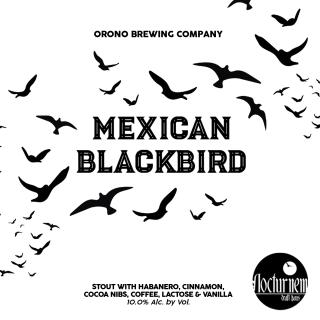 MEXICAN BLACKBIRD STOUT