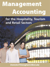 Management Accounting for the Hospitality, Tourism and Retail Sectors