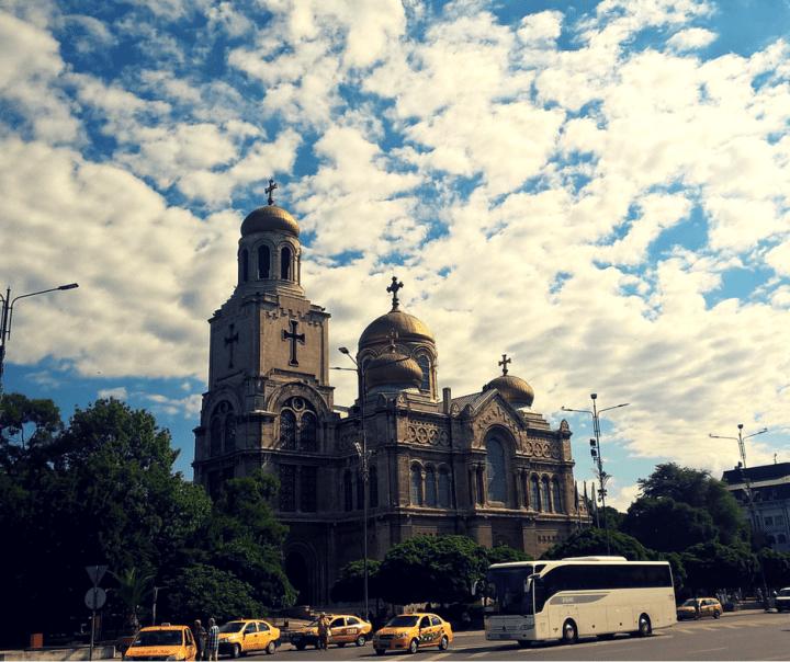 Cathedral of Varna Uspenie Bogorodichno