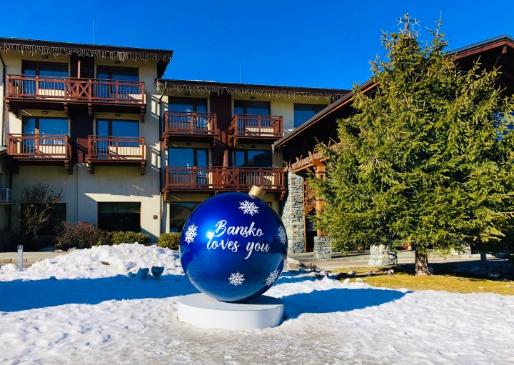 "Soak in a hot spring, eat the biggest ""mekitza"" in the world and had a ride in the Rhodope Narrow Gauge – Winter Fairy Tale in Bansko region"