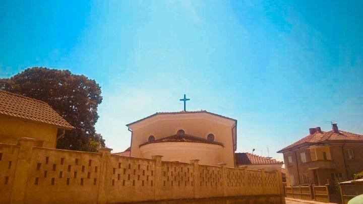 "Arminian church ""Surp Astvadzadzin"" in Silistra"