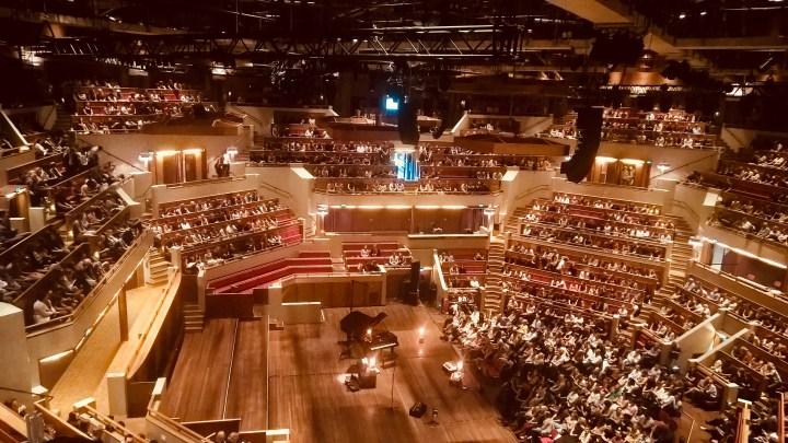 Tivoli Vredenburg concert hall