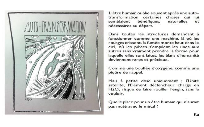 Texte de Ka - Illustration de votre serviteur