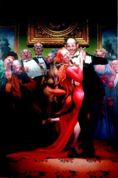 Tango d'amour, Thierry Bruet