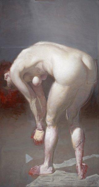 Steve Huston, Nude