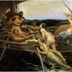 Herbert_James_Draper_Ulysses_and_the_Sirens_1909