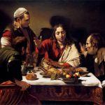 Michelangelo_Merisi_da_Caravaggio_-_Supper_at_Emmaus_-_WGA04142