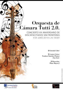 Concierto C.C. Teodoro Sánchez Punter, 9 de junio de 2019