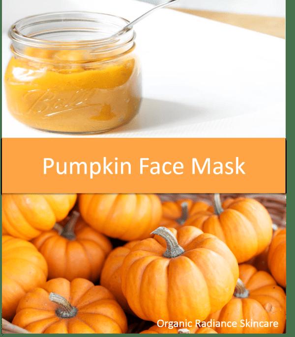 Homemade Pumpkin Face Mask Recipe_Dry Skin_Acne_Sensitive_Organic Radiance Skincare