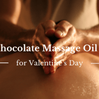Mint Chocolate Massage Oil Recipe