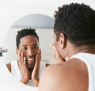 Two-Step Skin Care Routine for Men_Father's Day Gift