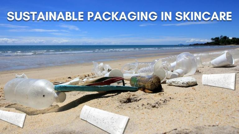 Sustainable Packaging in Skincare