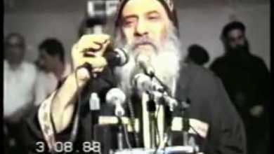 وسيط واحد بين الله والناس † عظه للبابا شنوده الثالث † 1998 †ipad