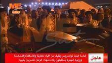 بث مباشر من مطار القاهره