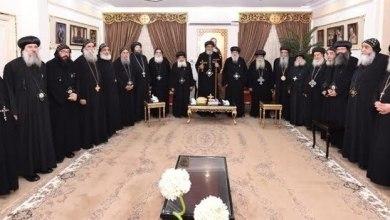 قرارات لجنة الرهبنة وشئون الأديرة بالمجمع المقدس