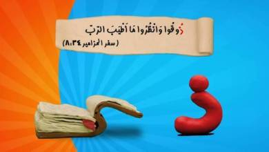حرف واية - حرف ذ - قناة كوجي القبطية الارثوذكسية للاطفال
