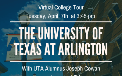 Virtual Tour: The University of Texas at Arlington