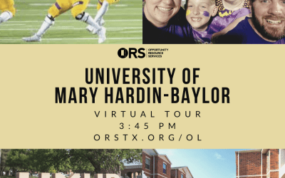 Virtual Tour:  University of Mary Hardin-Baylor