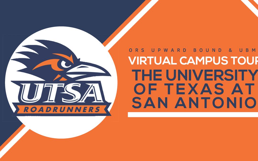 Virtual Tour: The University of Texas at San Antonio