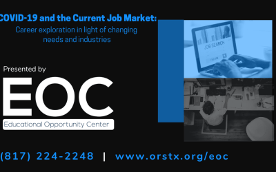EOC Webinar Series: COVID-19 and the Current Job Market
